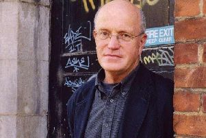 Iain Sinclair. Picture: Contributed