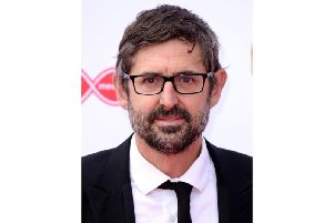 Louis Theroux appeared at Edinburgh TV Festival today (22 Aug) (Photo: Getty Images)