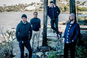 The Twilight Sad did not make the SAY award shortlist. Picture: Paige K Parsons