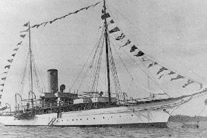 Only 82 of the 283 passengers on board the HMY Iolaire are believed to have survived.