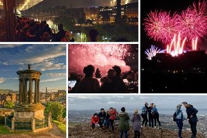 Some of the best vantage points for watching the Fringe Fireworks display.