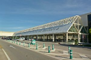 The airport in Mallorca. Picture: Wikicommons