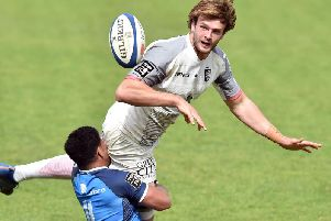 Richie Gray helped Toulouse win the French Top 14. Picture: Getty Images