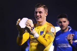 Craig MacGillivray was a surprise call-up in Scotland for the Euro 2020 qualifying double header against Russia and Belgium.
