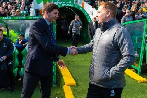 Rangers are primed for a title challenge this season. Picture: SNS