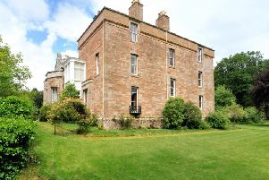 Craig Castle Estate is on the market for offers over 1.23 million.