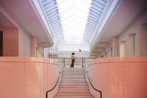 """The changes to Paisley Museum are predicted to create a """"dynamic and living presence"""" on the town's High Street."""
