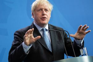 Boris Johnson's approach to Brexit was opposed by Ruth Davidson (Picture: Omer Messinger/Getty Images)