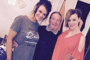 Andrew's daughters, Becky and Stacey Malcolm have paid tribute to their 'dearly loved' dad. Picture: Police handout
