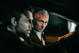 Jake (Jamie Sives), Max (Mark Bonnar) star in the new five-part drama, Guilt. (Picture: BBC/Expectation North/Happy Tramp/Mark Mainz)