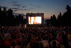 Does an outdoor screening of Hocus Pocus sound good to you? (Photo: Shutterstock)