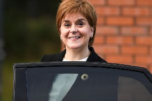Nicola Sturgeon's answer to the constitutional chaos of Brexit is the far greater constitutional chaos of Scexit, says Pamela Nash (Picture: Jeff J Mitchell - WPA Pool/Getty Images)