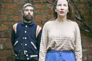 Kathryn Joseph is one of the shortlisted artists for the Scottish Album of the Year Award (Picture: Jannica Honey)
