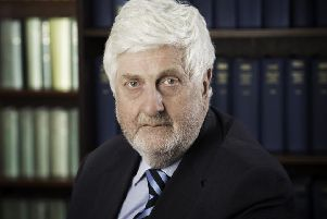 Gordon Jackson is Dean of the Faculty of Advocates