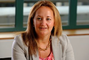 Fiona Buchanan, head of banking and finance, welcomed the securing of higher-value work. Picture: contributed.
