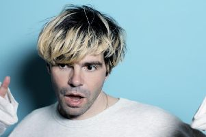 Tim Burgess ended the day with a crowd-pleasing, hit-filled DJ set