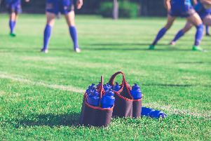 The Scottish rugby team will need to stay hydrated if they're to have any chance at the World Cup.