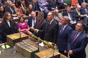 A record number of people tuned in to watched one of the most dramatic week's in recent parliamentary history.