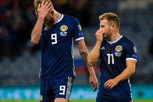 Scotland are in desperate need of an identity. Picture: SNS