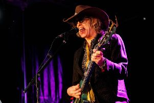Mike Scott of the Waterboys PIC: Ryan Byrne / INPHO / Shutterstock