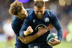 Scotland take on Japan in their final Pool A fixture