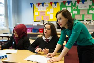 Fewer Scots said they were satisfied with the quality of schools in their area. Picture: John Devlin