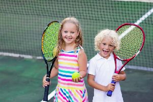 Tennis for all the family