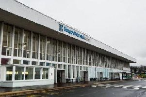 The sale of Prestwick Airport is due to be completed next month. Picture: John Devlin