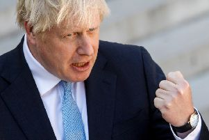 Boris Johnson's prorogation of Parliament has been declare unlawful by three of Scotland's top judges. Picture: AFP/Getty