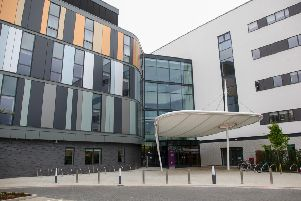 The opening of the new Royal Hospital for Children & Young People at Little France has been delayed (Picture: Scott Louden)