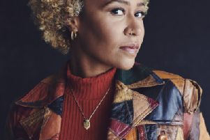 Emeli Sande has a new TV show, Emeli Sande's Street Symphony  and a new album, Real Life. Picture: Simon Emmett