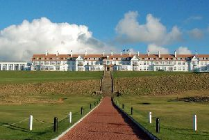 US Air Force crews have stayed at Trump Turnberry around 40 times since 2015.