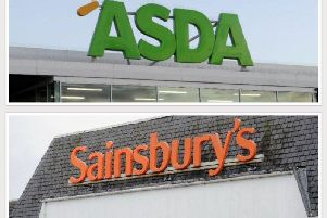 Asda and Sainsbury's have cut their fuel prices this morning