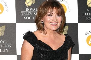 Lorraine Kelly sparked controversy during the court case earlier this year. Tristan Fewings/Getty Images