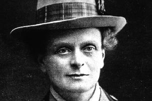 Edinburgh born suffragette and doctor Elsie Maud Inglis, ran a field hospital at Royaumont Abbey in France during the First World War.