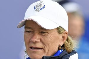 Team Europe captain Catriona Matthew. Picture: Ian Rutherford/PA Wire