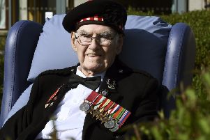 Fundraiser Tom Gilzean is a remarkable individual (Picture: Lisa Ferguson)