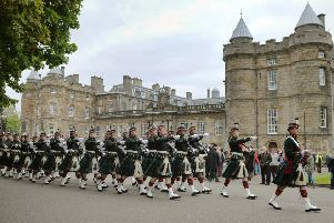 The royal family should relinquish claims to the Palace of Holyroodhouse, says a Scottish Greens MSP. Picture: Neil Hanna