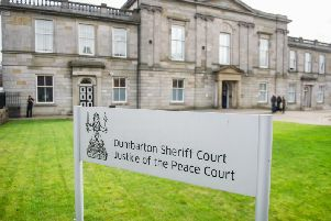 Dumbarton Sheriff Court