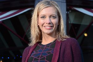 Rachel Riley, a presenter of TV show Countdown, is among a number of high-profile figures who have pledged not to publicise the social media abuse they receive (Picture: Neil Hanna)