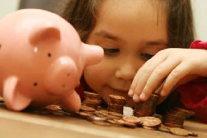 Oldest children get more pocket money, study claims.