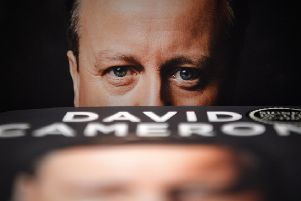 David Cameron's publishers will be delighted that his memoirs have come out at the height of the political turmoil over Brexit (Picture: Leon Neal/Getty)