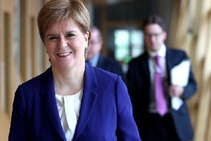 The First Minister tweeted on Friday that she agrees with the idea of installing the Labour leader as PM