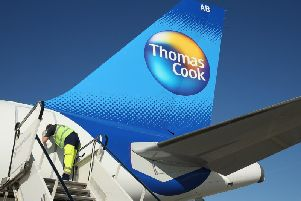 Thomas Cook is in a dire financial position according to reports. Photo: Sean Gallup / Getty Images