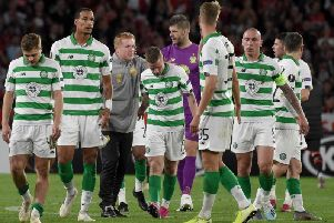Celtic got a good draw in Rennes. Picture: Getty