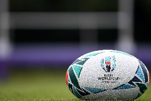 Rugby World Cup in numbers