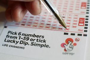 You may not have an unclaimed lottery win, but you could be due unclaimed benefits. Picture: PA