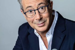 Ben Elton is back on the live comedy circuit. Picture: Trevor Leighton