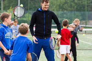 Ahead of his Murray Trophy - Glasgow court appearance this week, Jamie Murray reflected on revisiting his childhood and journey from the courts of Dunblane.