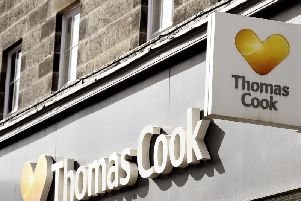 Thomas Cook ceased trading in the early hours of Monday morning after failing to secure a last-ditch rescue deal. Picture: JPIMedia